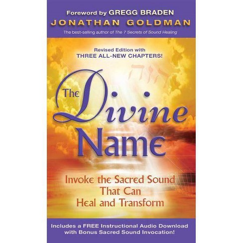 The Divine Name - by  Jonathan Goldman (Mixed media product) - image 1 of 1