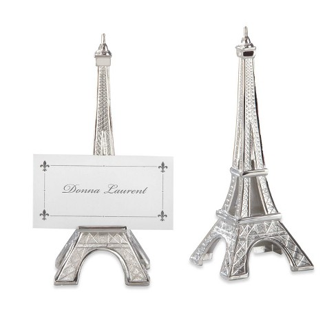 12ct Eiffel Tower Table Place Holder - image 1 of 1