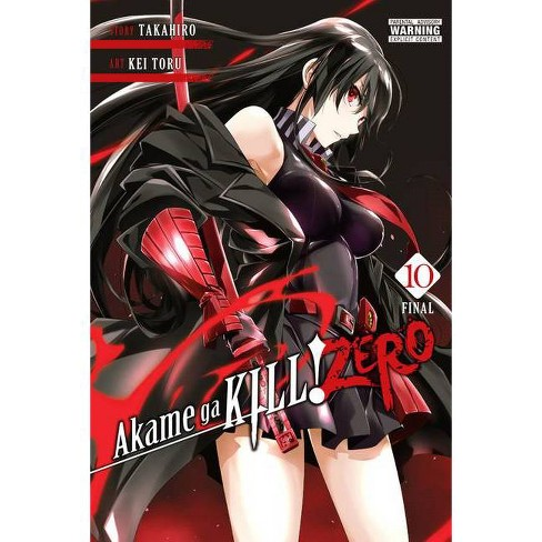 Akame Ga Kill! Zero, Vol. 10 - by  Takahiro (Paperback) - image 1 of 1