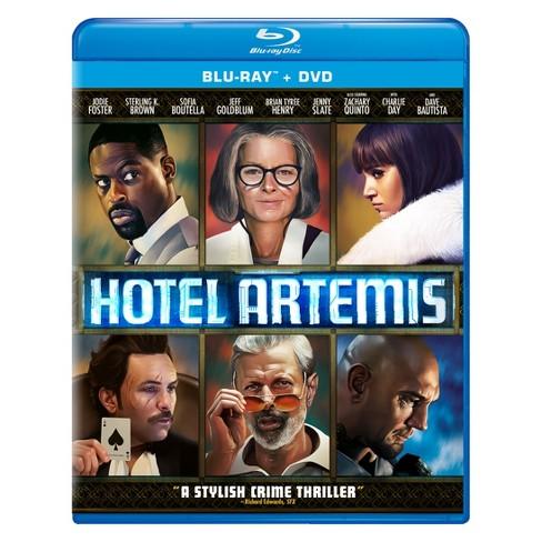 Hotel Artemis (Blu-Ray + DVD) - image 1 of 1