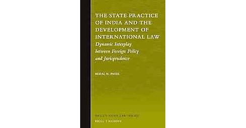 State Practice of India and the Development of International Law : Dynamic Interplay Between Foreign - image 1 of 1