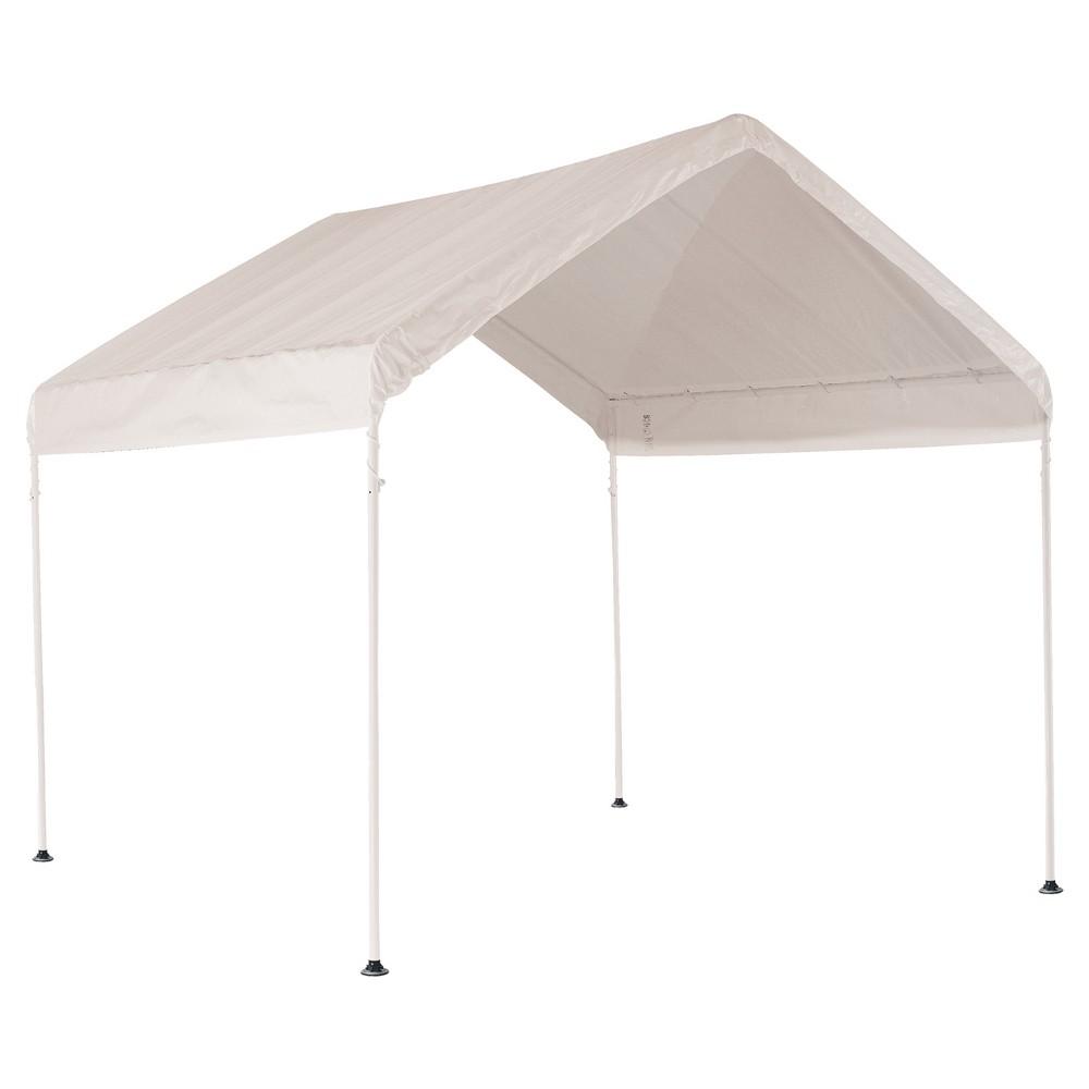 Max Ap 10' X 10' White Canopy - Shelterlogic