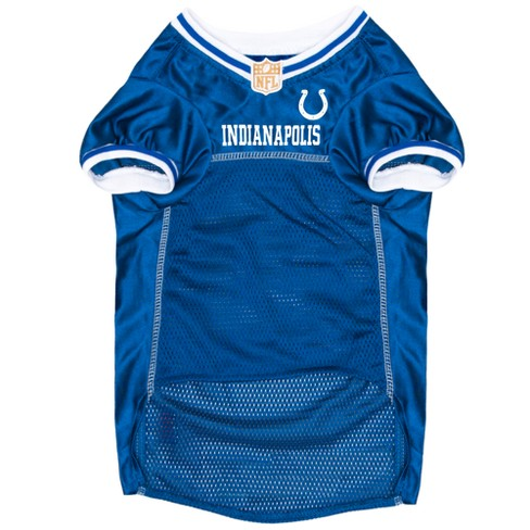 New NFL Pets First Mesh Pet Football Jersey Indianapolis Colts : Target  free shipping