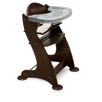 Badger Basket Embassy Wood High Chair