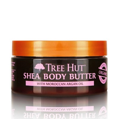 Tree Hut 24 Hour Intense Hydrating Shea Body Butter Moroccan Rose - 7oz