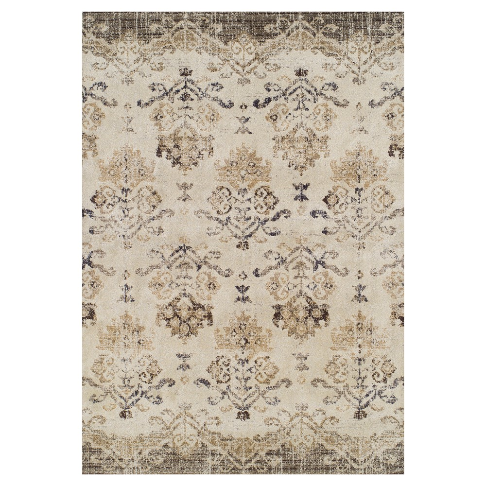 9'6X13' Chocolate (Brown) Solid Woven Area Rug - Addison Rugs
