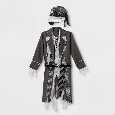 Adult Adaptive Ghost Pirate Man Halloween Costume - Hyde & EEK! Boutique™