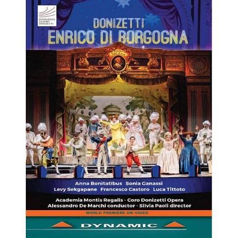 Enrico Di Borgogna (Blu-ray) - image 1 of 1