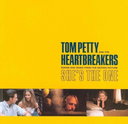 Tom Petty - She's The One (Ost) (CD) - image 1 of 3