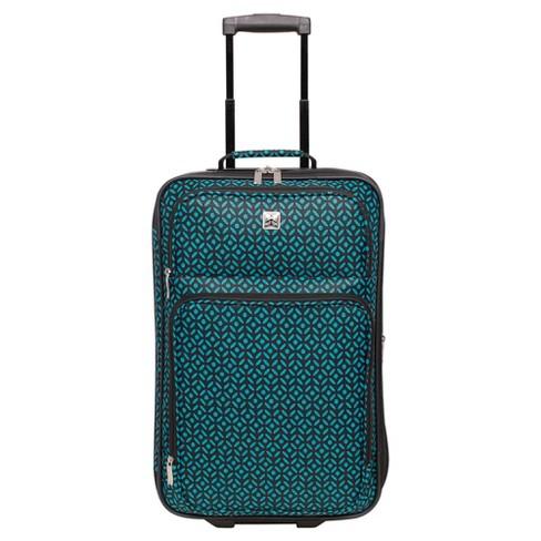 6cf7970a3ae1 Skyline Carry On Luggage Set 3pc Set - Teal   Target