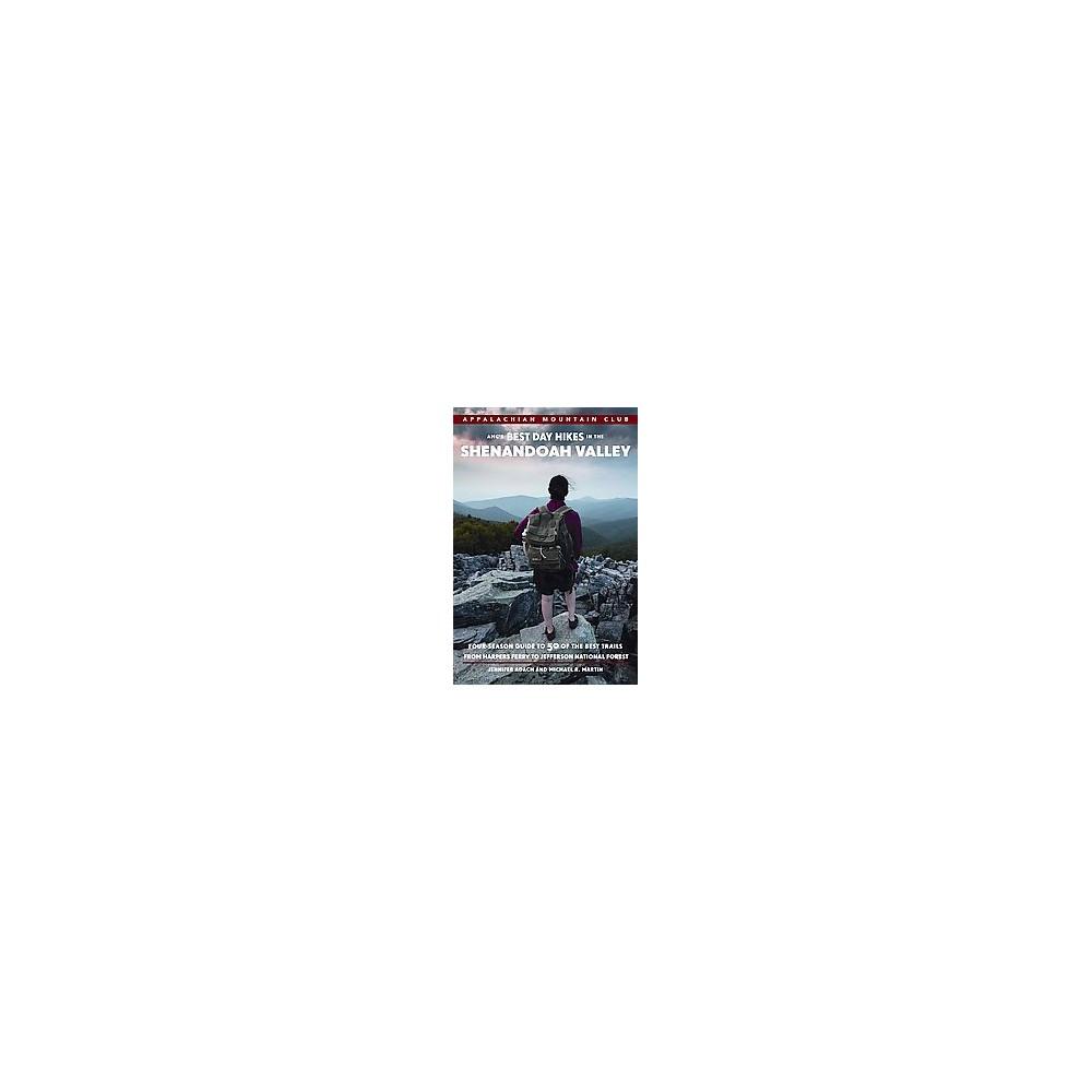 AMC's Best Day Hikes in the Shenandoah V (Paperback)