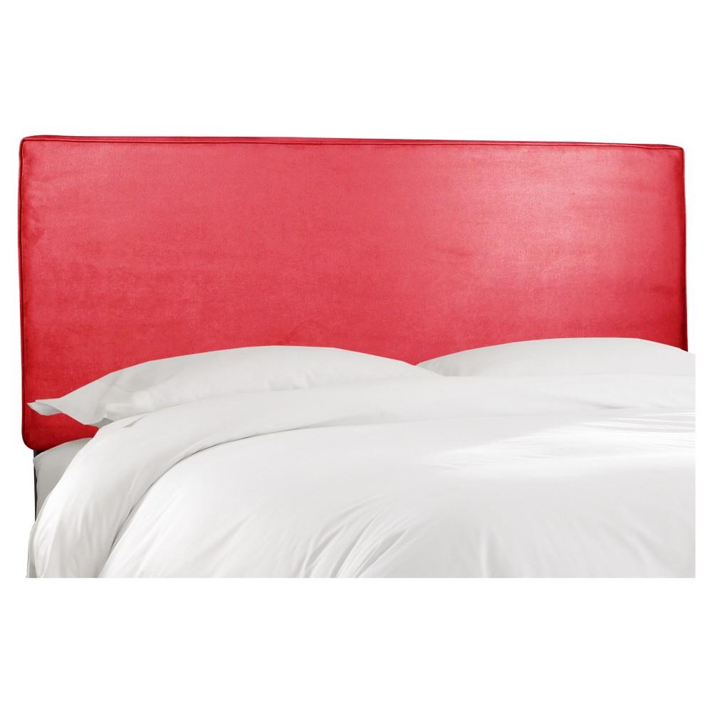 Austin Headboard Mystere Flamingo California King - Skyline Furniture