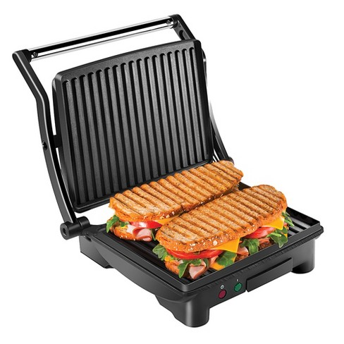 Chefman Multi-functional 180 Degree Grill + Panini Press - image 1 of 3