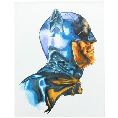 Nerd Block Batman '66 Adam West 8x10 Art Print (Nerd Block Exclusive)