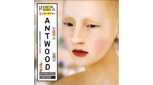 Antwood - Sponsored Content (CD) - image 1 of 1