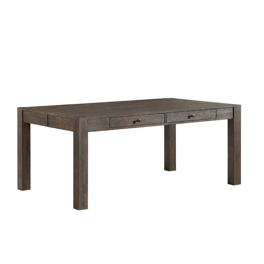 """Image of """"""""""""42 X 72"""""""" Salem Dining Table Brushed Cocoa - Intercon"""""""