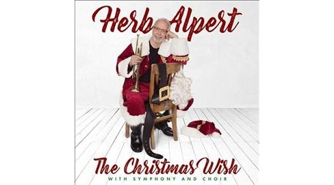 Herb Alpert - Christmas Wish (CD) - image 1 of 1