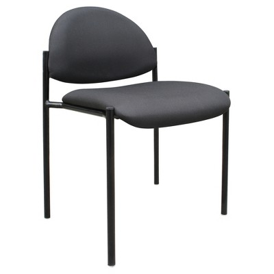 Armless Stacking Chair - Boss Office Products : Target