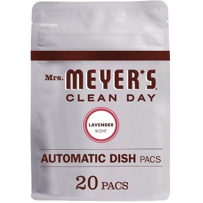 Mrs. Meyer's Lavender Auto Dish Soap - 0.71oz
