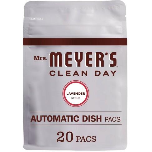 Mrs. Meyer's Lavender Auto Dish Soap - 0.71oz - image 1 of 4