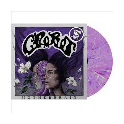Crobot - Motherbrain (Pink Purple Marble) (Vinyl) - image 1 of 1