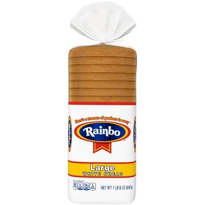 Rainbo White Roundtop Bread - 24oz