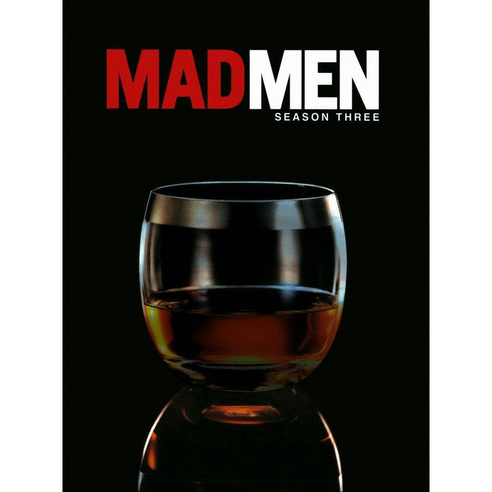 Mad Men: Season Three [4 Discs]