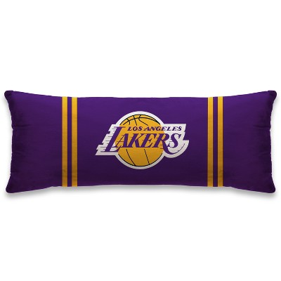 NBA Los Angeles Lakers 20 x48  Body Pillow