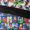Marvel Avengers Team Bed Set Blue - image 3 of 3