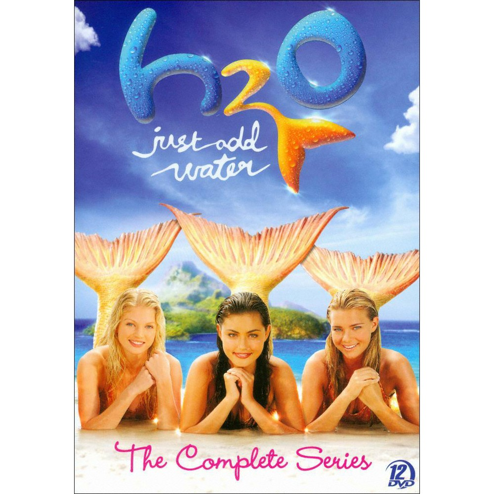 H2o:Just Add Water (Dvd), Movies