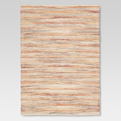 7'X10' Woven Area Rug Warm Natural - Threshold™