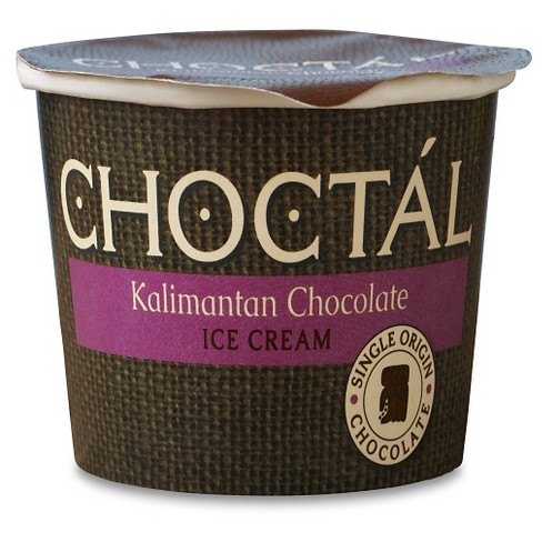 Choctál Kalimantan Chocolate Ice Cream - 4 oz - image 1 of 1
