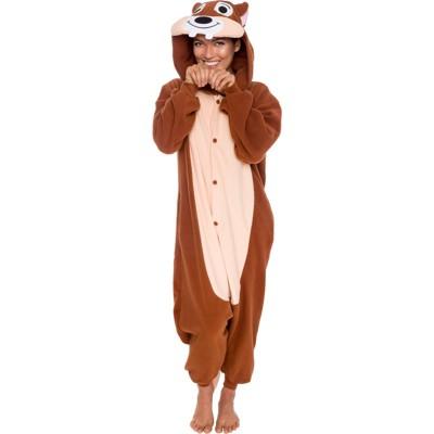 Funziez! Chipmunk Adult Novelty Union Suit