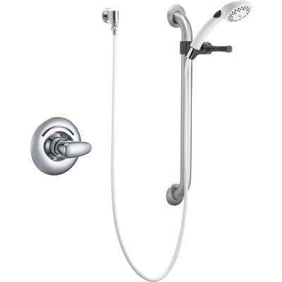Delta Faucet T13H152 Single Handle Shower Valve Trim Less Shower Head