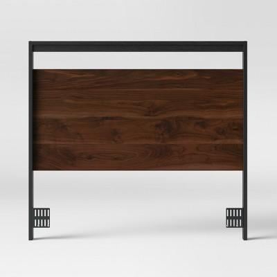 Gruen Two Tone Full/Queen Headboard Grand Walnut Brown - Project 62™