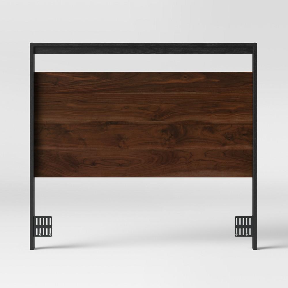 Gruen Two Tone Full/Queen Headboard Grand Walnut Brown - Project 62
