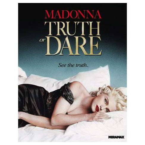 Madonna: Truth Or Dare (Blu-ray) - image 1 of 1