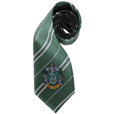 Elope Harry Potter House Slytherin Kid and Adult Costume Necktie - image 1 of 1