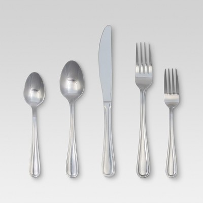 Eldon Silverware Set 20-pc. Stainless Steel - Threshold™