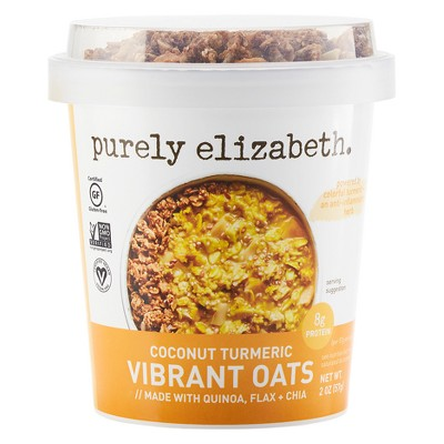 Granola & Muesli: Purely Elizabeth Vibrant Oats