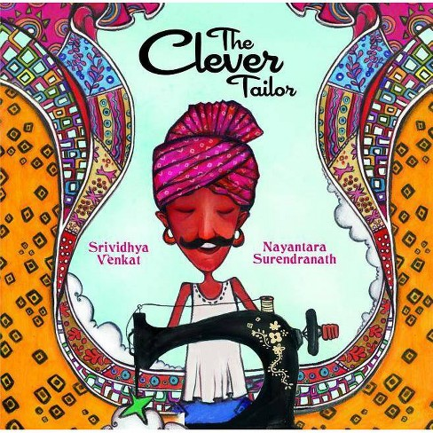 The Clever Tailor - by  Srividhya Venkat (Hardcover) - image 1 of 1