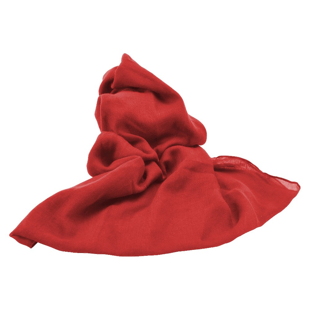 Remington Headwrap/Scarf - Red, Girl's