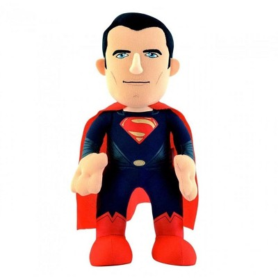 Bleacher Creatures LLC DC Comics Bleacher Creature 10 Inch Plush Doll -  Man of Steel Superman