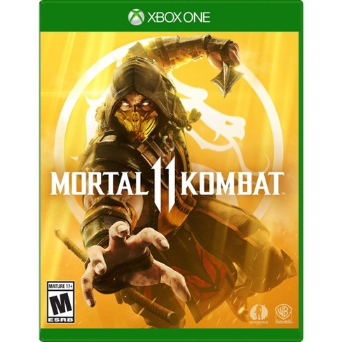 Mortal Kombat 11 - Xbox One - image 1 of 4