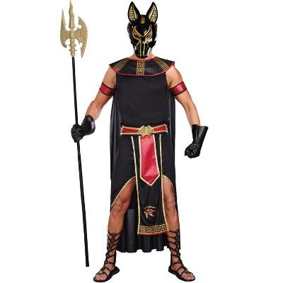 Dreamgirl Anubis, God Of The Underworld Adult Costume, X-Large