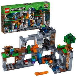 LEGO® Minecraft The Crafting Box 2 0 With Steve And Creeper 21135
