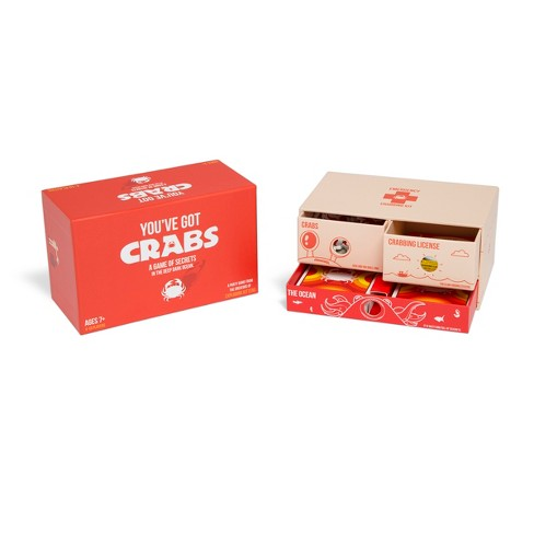 You've Got Crabs: A Card Game From the Creators of Exploding Kittens - image 1 of 4