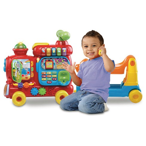 e688dc0e8 VTech Sit-to-Stand Ultimate Alphabet Train   Target