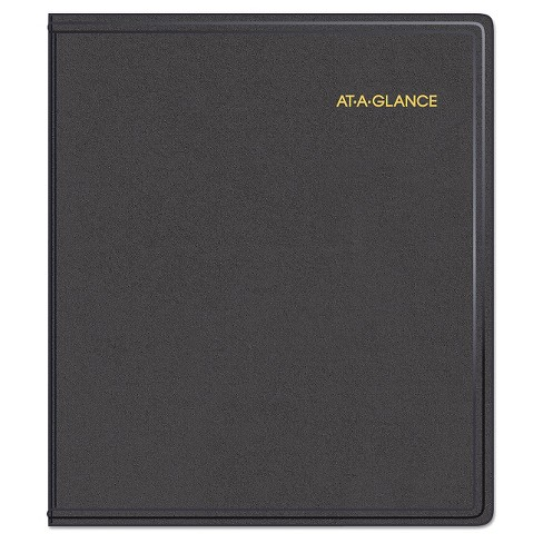 At-A-Glance Refillable Multi-Year Monthly Planner, 9 x 11, White, 2018-2022 - image 1 of 2