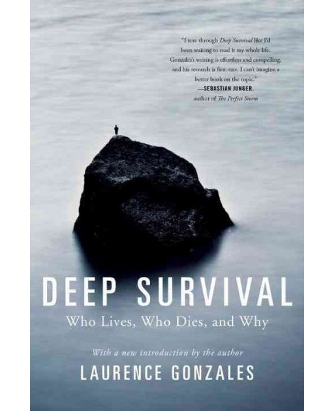 Deep Survival : Who Lives, Who Dies, and Why: True Stories of Miraculous Endurance and Sudden Death - image 1 of 1